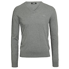 Buy Farhi by Nicole Farhi Brady V-Neck Jumper Online at johnlewis.com
