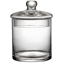 Buy John Lewis Glass Containers, Clear Online at johnlewis.com