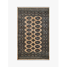 Buy John Lewis Pakistan Bokhara Runner, Beige, L183 x W61cm Online at johnlewis.com