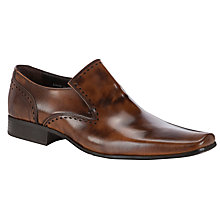 Buy Bertie Brookes Leather Brogue Loafers Online at johnlewis.com
