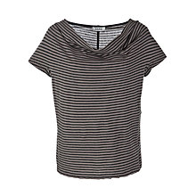 Buy Farhi by Nicole Farhi Deonna Stripe Top Online at johnlewis.com