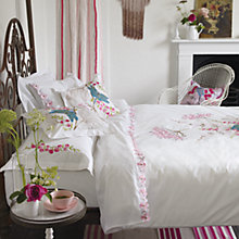 Buy Designers Guild Kimono Blossom Pillowcase Online at johnlewis.com