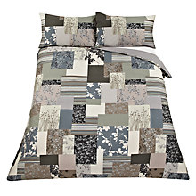 Buy Clarissa Hulse Patchwork Duvet Cover Online at johnlewis.com