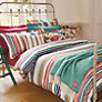 Buy Joules Deckchair Stripe Single Duvet Cover, Multi Online at johnlewis.com