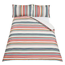 Buy Joules Deckchair Stripe Duvet Cover Online at johnlewis.com