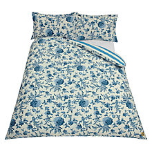 Buy Joules Lulu Floral Duvet Cover Online at johnlewis.com