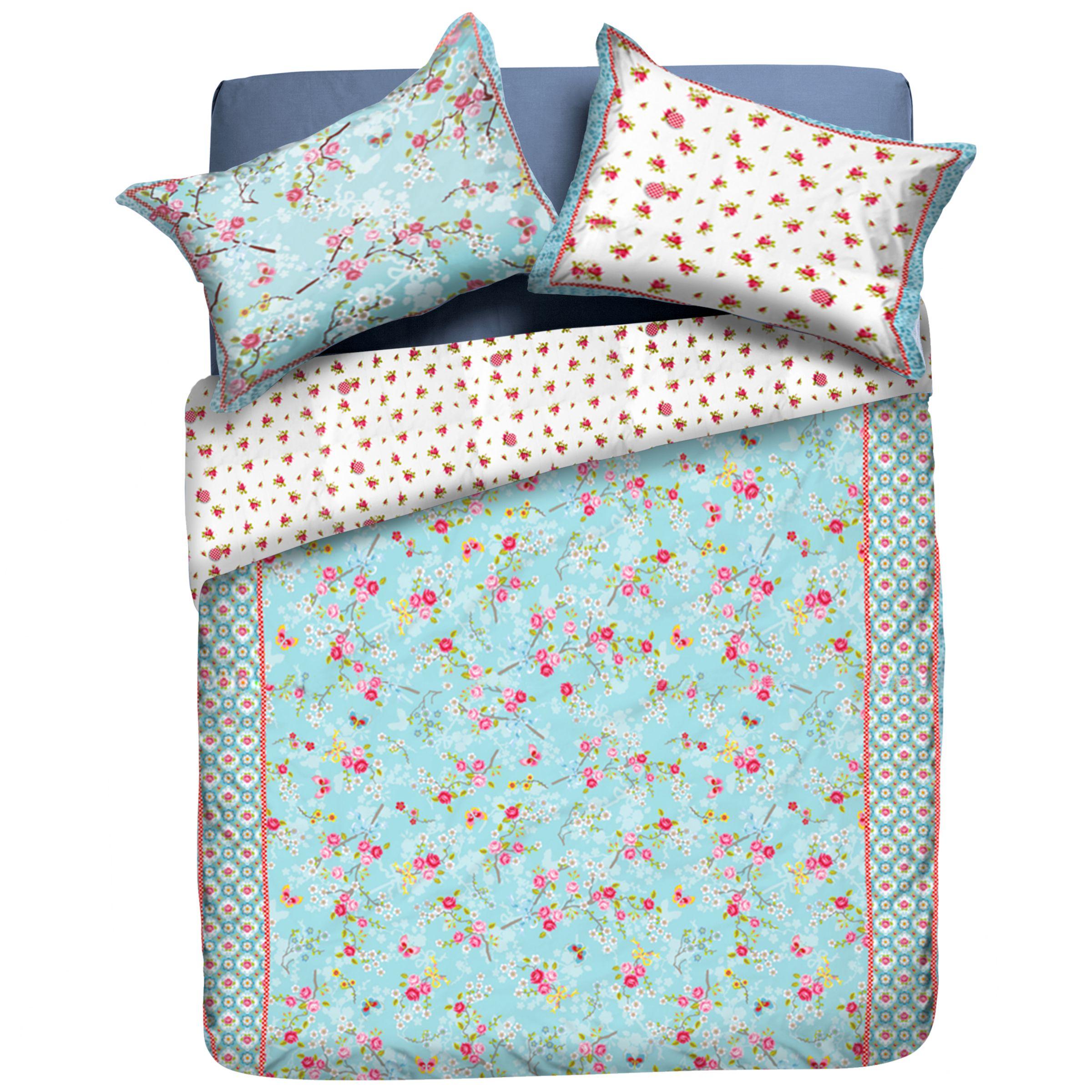 Pip Studio Chinese Blossom Duvet Cover And Pillowcase Set