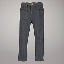 Buy John Lewis Skinny Jeans, Grey Online at johnlewis.com