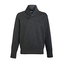 Buy Polo Ralph Lauren Shawl Neck Jumper Online at johnlewis.com