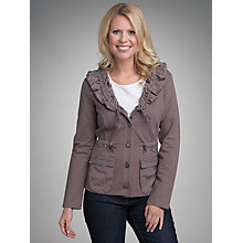 Buy Betty Barclay Drawstring Jacket, Iron Online at johnlewis.com