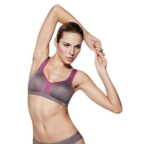 Buy Triumph Hybrid Star Sports Bra Online at johnlewis.com