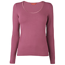 Buy L.K. Bennett Rowena Jersey Top Online at johnlewis.com