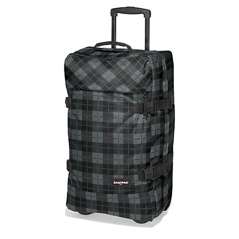 Buy Eastpak Delegate Authentic Messenger Bag, Black Online at johnlewis.com