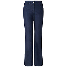 Buy Jaeger Bootleg Jeans, Indigo Online at johnlewis.com