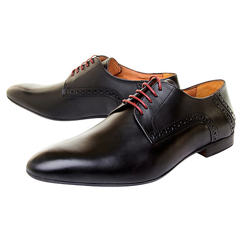 Buy KG by Kurt Geiger Harris Brogue Derby Shoes Online at johnlewis.com