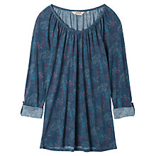 Buy Seasalt Tilly Top, Estuary Online at johnlewis.com