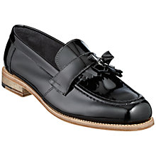 Buy John Lewis Made in England Brompton Road Leather Tassel Loafers Online at johnlewis.com
