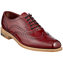 Buy John Lewis Made in England Eaton Square Leather Brogues Online at johnlewis.com