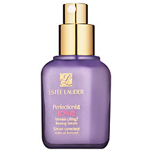 Buy Estée Lauder Perfectionist [CP+R] Wrinkle/Lifting Serum, 30ml and Advance Time Zone Day Cream, 50ml with FREE Gloss Favourites Gift Set Online at johnlewis.com