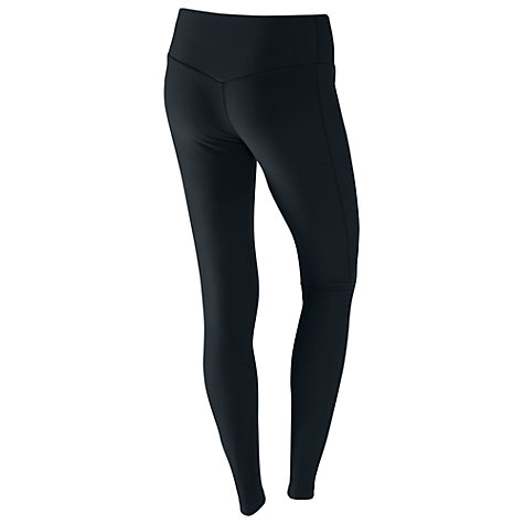 Buy Nike Legend Running Tights, Black/Cool Grey Online at johnlewis.com