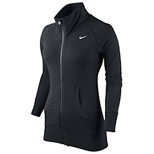 Buy Nike Empire Jacket, Black/White Online at johnlewis.com