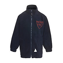 Buy Phoenix Infant and Nursery School Unisex Fleece, Navy Online at johnlewis.com