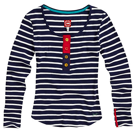Buy Joules Tilly Stripe Top Online at johnlewis.com