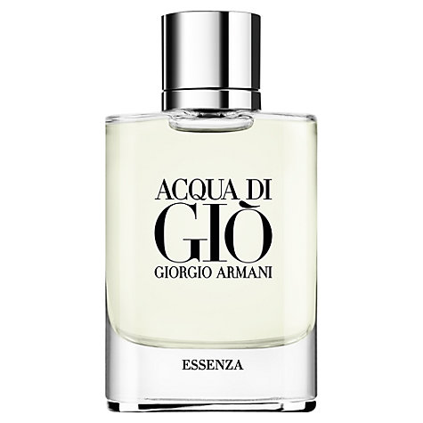 Buy Giorgio Armani Acqua de Gio Essenza Eau de Toilette Online at johnlewis.com