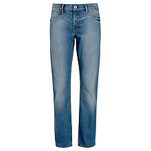 Buy Firetrap Rom g2 Straight Leg Jeans, Rumble Wash Online at johnlewis.com