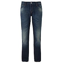 Buy Firetrap Rom g2 Straight Leg Jeans, Beringer Wash Online at johnlewis.com