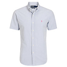 Buy Polo Ralph Lauren Custom Fit Long Sleeve Shirt Online at johnlewis.com