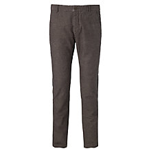 Buy Firetrap Diminish Herringbone Trousers, Tan Online at johnlewis.com