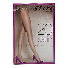 Buy Aristoc Ultimate Satin Tights Online at johnlewis.com