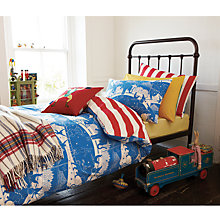 Buy Joules Circus Duvet Cover Online at johnlewis.com