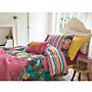 Buy Joules Cool Cat Cushion, Pink Online at johnlewis.com