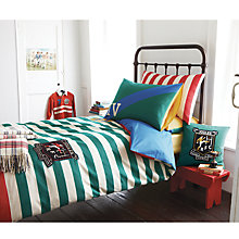 Buy Joules Rugby Star Bedding Online at johnlewis.com