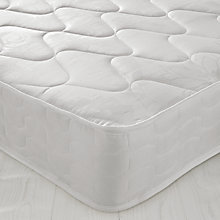 Buy Silentnight Comfort Miracoil Mattress, Single Online at johnlewis.com