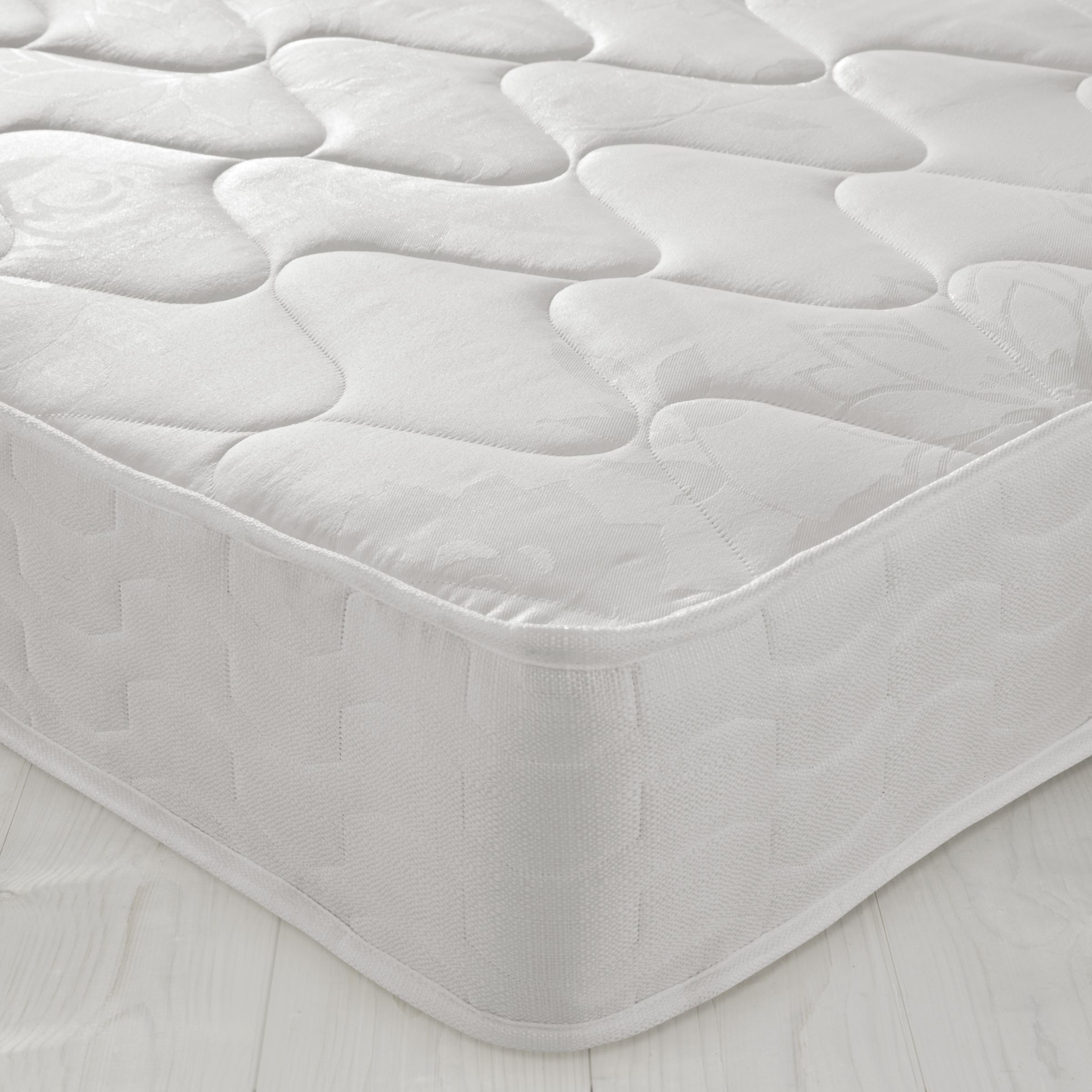 Silentnight Comfort Miracoil Mattress, Single