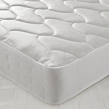 Buy Silentnight Comfort Miracoil Mattress, Double Online at johnlewis.com