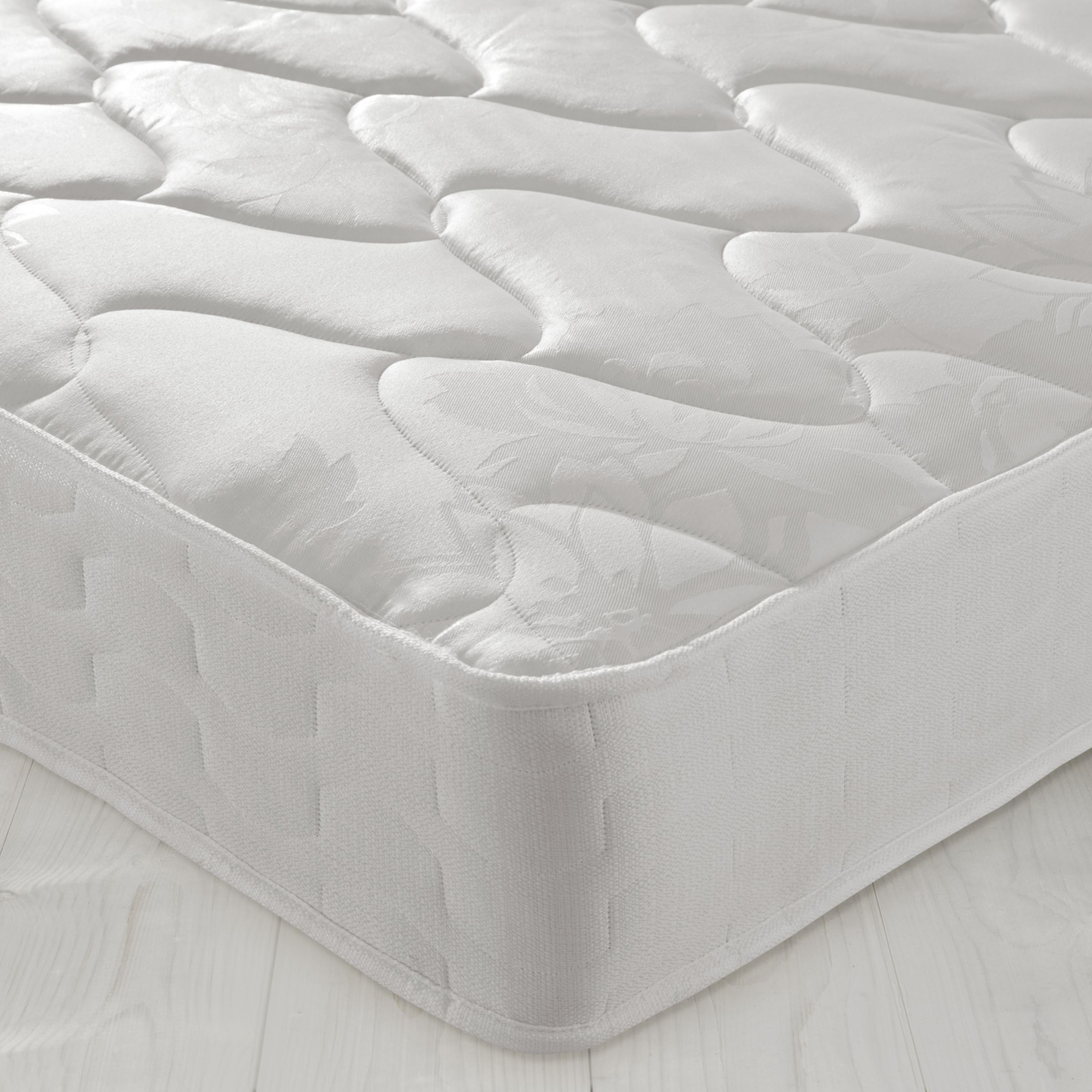 Silentnight Comfort Miracoil Mattress, Double