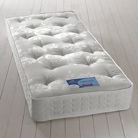 Buy Silentnight Ortho Miracoil Mattress, Single Online at johnlewis.com