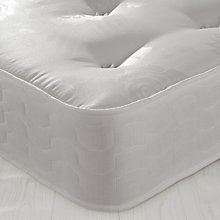 Buy Silentnight Ortho Miracoil Mattress, Double Online at johnlewis.com