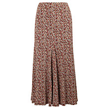 Buy Viyella Dotty Print Jersey Skirt, Multi Online at johnlewis.com