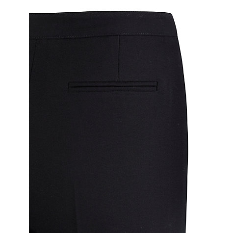 Buy Viyella Wool Mix Trousers, Navy Online at johnlewis.com