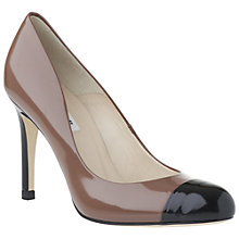 Buy L.K. Bennett Bruton Patent Leather Court Shoes Online at johnlewis.com