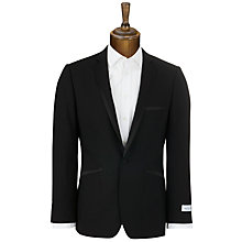 Buy Daniel Hechter Gleam Luxury Dress Suit Jacket, Black Online at johnlewis.com