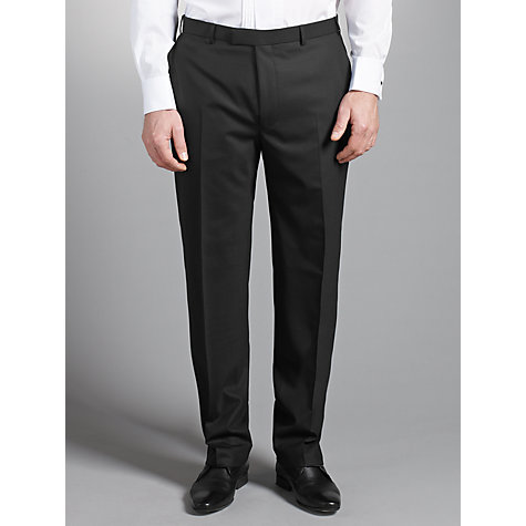 Buy Paul Costelloe Siyah Dress Suit Trousers, Black Online at johnlewis.com