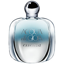 Buy Giorgio Armani Acqua de Gioa Essenza Eau de Parfum, 50ml with Luxury Beauty Crackers Online at johnlewis.com