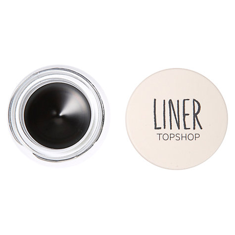 Buy TOPSHOP Gel Liner, Ink Online at johnlewis.com