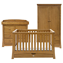 Buy Silver Cross Canterbury Furniture Range, Oak Online at johnlewis.com